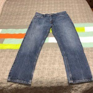 Men's Tommy Hilfiger Straight Fit Jeans 33X32